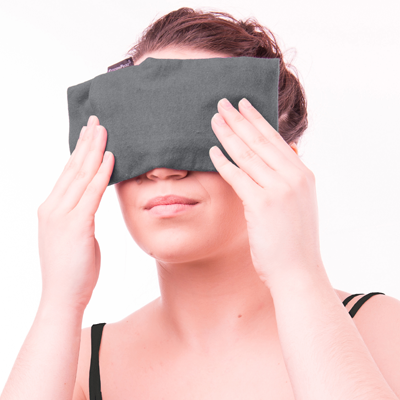 frozenpeaz eye mask grey