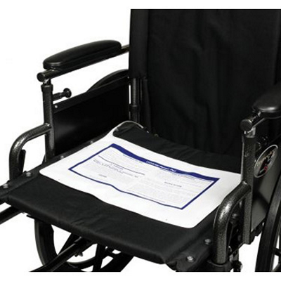 patient alarm with chair pad