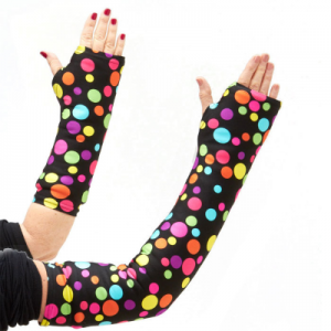 lots of dots arm cast covers