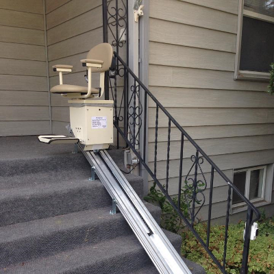 colorado outdoor stair lift