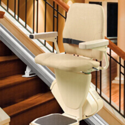 colorado stair lift installation image