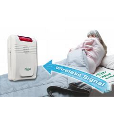 cordless bed pad monitor