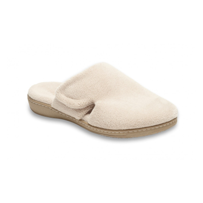 vionic gemma mule slippers tan