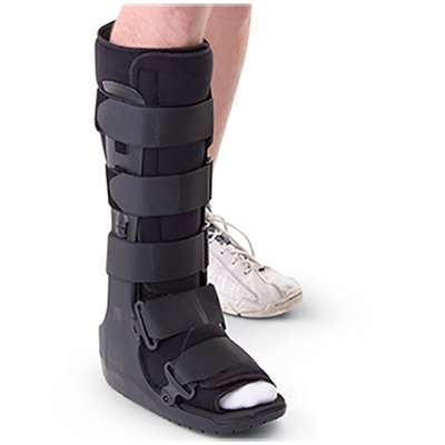 Short Leg Walking Boots