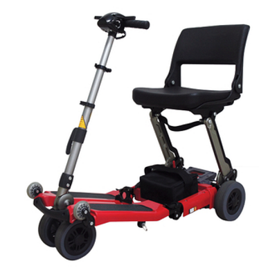 luggie folding scooter