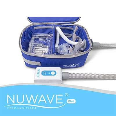 NUWAVE CPAP Cleaning Systems